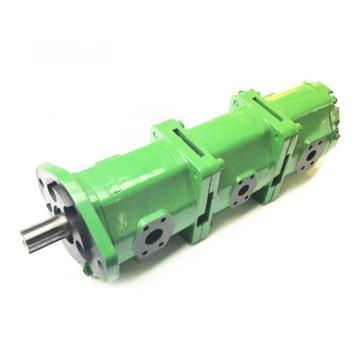 John Deere tractor triple gear pumps