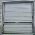 Turbine High Speed ​​Roller Shutter Aluminum Door
