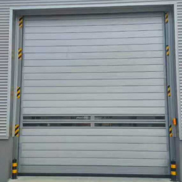 Turbin High Speed ​​Roller Fensterladen Aluminiumtür