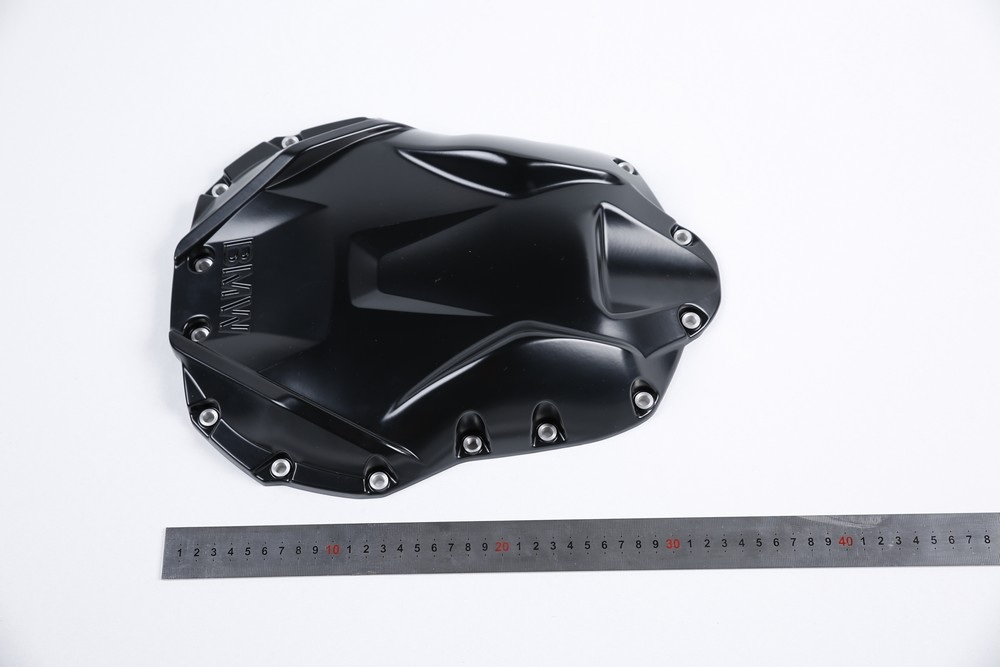 Aluminum die casting of Motorcycle Front Cover