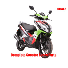 Jonway YY50QT-18 Complete Scooter Spare Parts Original Spare Parts