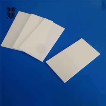 abrasive alumina Al2O3 ceramic brick plate with holes