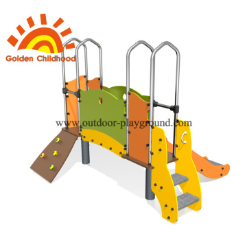 Climbing playground set structure  school