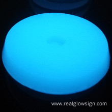 Realglow Photoluminescent Disc Pure Blue