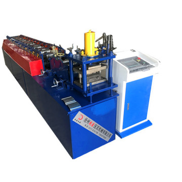 DX new-type roll shutter door forming machine