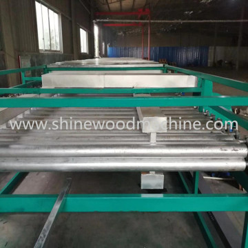 High Productivity Veneer Roller Drying machine