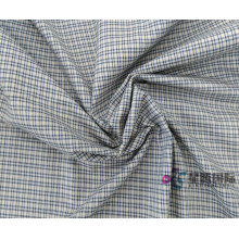 Woven 100% Cotton Shirt Fabric With Hygroscopic