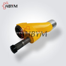 DN230 Concrete Pump Shut Off Sliding S Valve