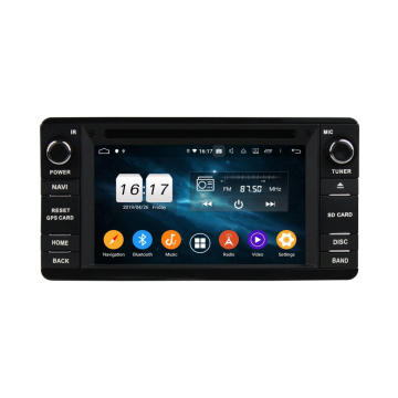 Android 9.0 car multimedia system for Outlander 2014