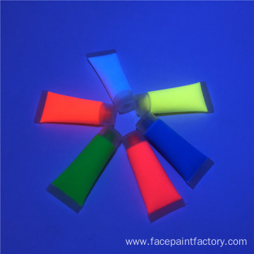 Waterbased Non toxic UV Rainbow Face Paint Stick