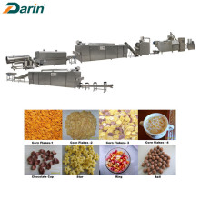 Factory source manufacturing for Corn Flakes Production Line Breakfast Cereal Corn Flakes Processing Line export to Eritrea Suppliers