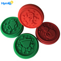 Set of 4 Christmas Cookie Stamps