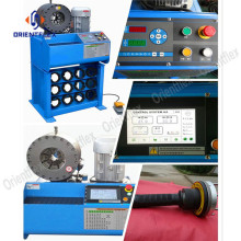 China Factory for Pipe Crimping Machine Cost-effective 2 inch pipe crimp machine HT-91H-6 supply to United States Factory