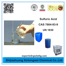 OEM/ODM for Mining Flotation Chemicals High Quality Sulphuric Acid 98% Price Tech Grade export to Netherlands Importers