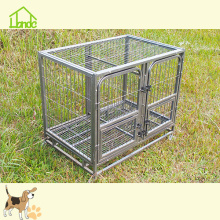 Heavy duty stainless steel square tube dog kennel