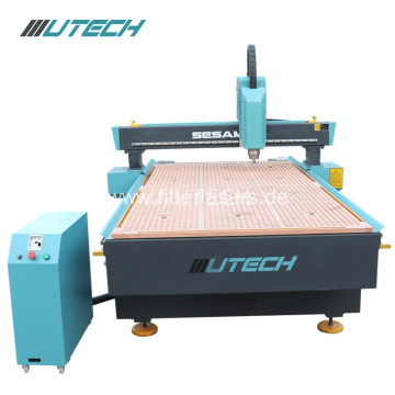 wood cnc router furniture making machine vacuum pump