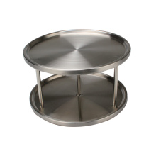 2-Tier Lazy Susan Turntable