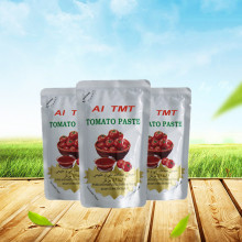 factory customized for 70g Pouch Tomato Paste 56g standing sachet  tomato paste supply to United States Factories