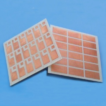 DBC alumina ceramic substrate for electronics