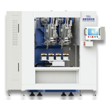 High Speed 2 Axis Flat Brush Tufting Machine