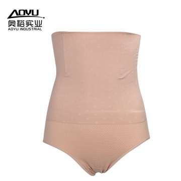 Discount Price Pet Film for High Waisted Underpants Wholesale High Waist Seamless Underwear Women Briefs supply to Portugal Manufacturer