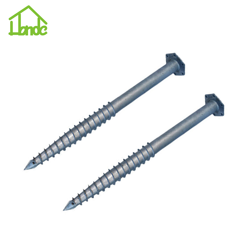 Competitive Price Unique Design Hex Ground Screw