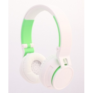 OEM foldable Stereo stylish bluetooth headphone with mic