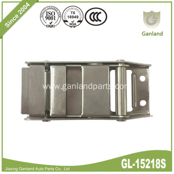 Stainless Steel Press Release Curtain Over Center Buckle