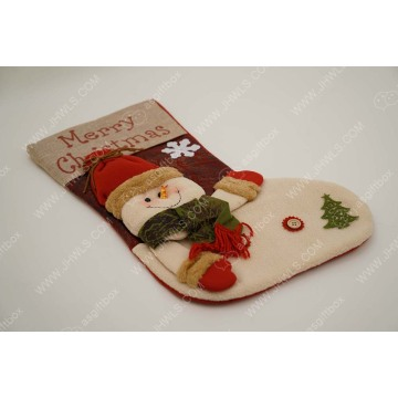 Christmas Supplies Cheap Handmade Felt Christmas Stockings