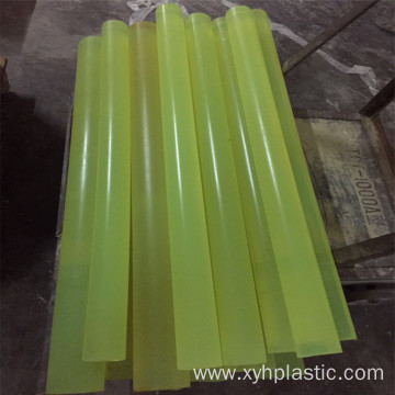 High Impact Wear Resistant Solid PU Round Bar