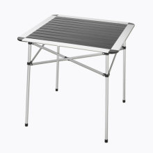 12 bars Camping Square folding bistro table