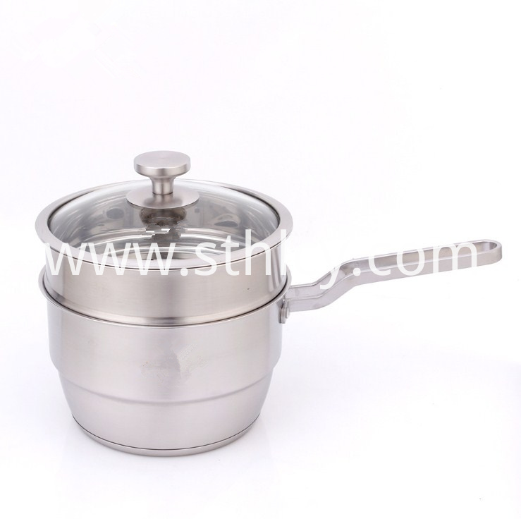 Stainless Steel Milk Pot473zn
