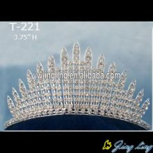 Full Rhinestone Pageant Crowns