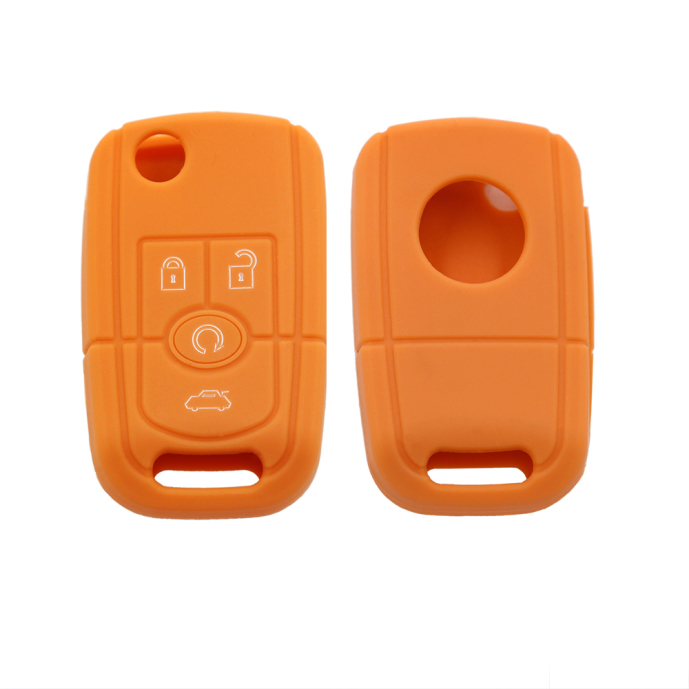 Luxury Silicon Key Cover Buick