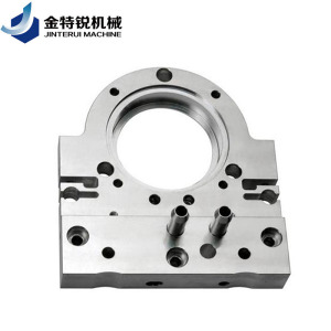 China Manufacturer for Cnc Precision Milling CNC machining parts from milling Services export to Bhutan Supplier