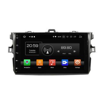 PX5 car dvd for COROLLA   2006-2011