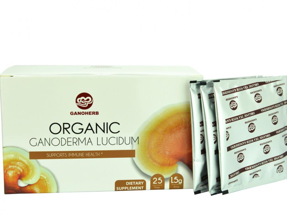 New Organic Dried Ganoderma Lucidum Reishi Herb Tea