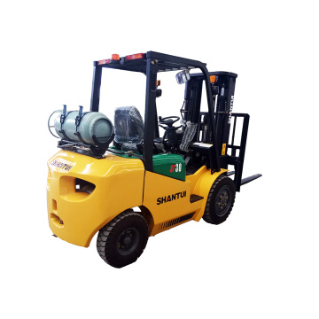 lift equipment gas lpg dual fuel forklift