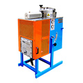Solvent recovery machine and FRP products