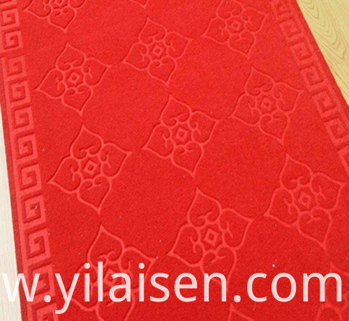 Polyester Embossed Mat 088