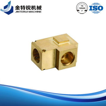 Professional custom CNC machining milling brass parts
