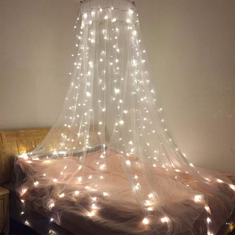 wedding decoration curtain light