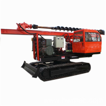 Photovoltaic screw pile driver price