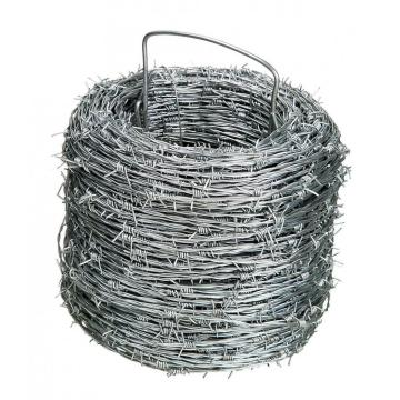 Barbed Wire Hot Dipped Galvanized or PVC coated