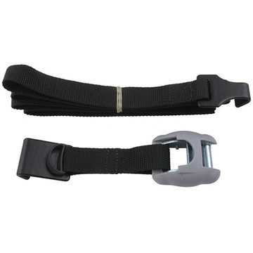 Travel Luggage Belt with Lock