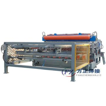 Wire Mesh Welding Panel Making Machine In Roll