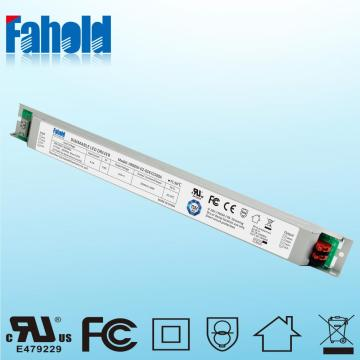 Low Cost for Linear Lighting Driver 24V Constant Voltage 60W UL Listed Led Driver export to Italy Manufacturer