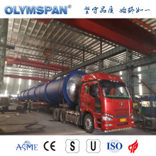 ASME standard cement ACC brick curing autoclave
