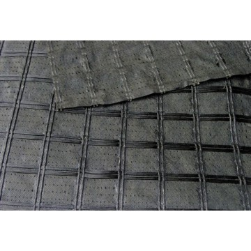Asphalt Interlayer Fiberglass Geogrid Composites