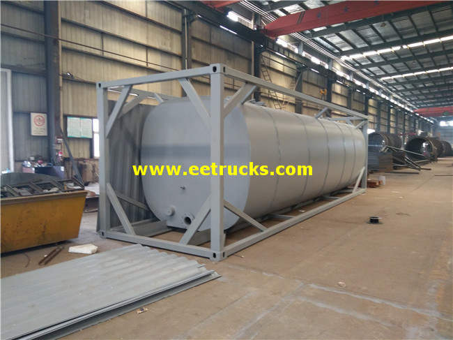 28000L 30FT Sulfuric Acid Tanker Containers